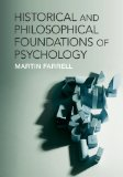 Historical and Philosophical Foundations of Psychology   2014 edition cover