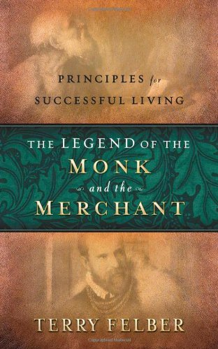 Legend of Monk and Merchant Principles for Successful Living  2005 edition cover