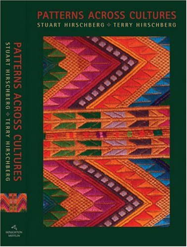 Patterns Across Cultures   2009 edition cover