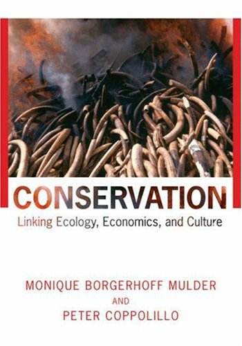 Conservation Linking Ecology, Economics, and Culture  2005 edition cover