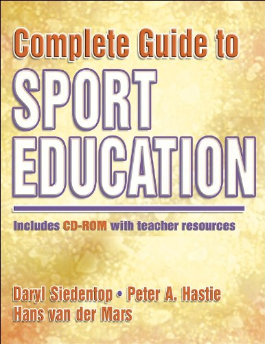 Complete Guide to Sport Education Teacher Resources  2004 edition cover