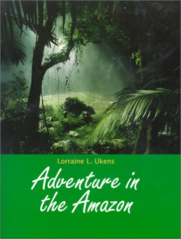 Adventure in the Amazon   1998 (Activity Book) edition cover
