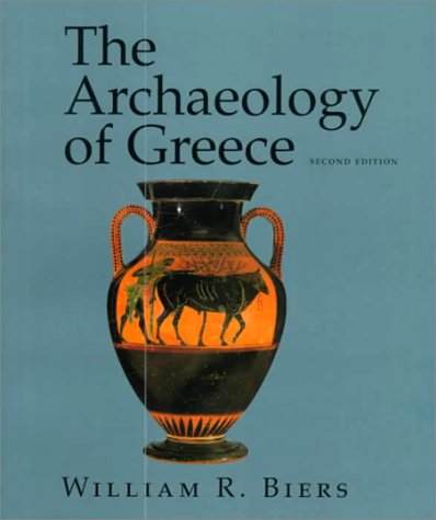 Archaeology of Greece An Introduction 2nd 1996 (Revised) edition cover