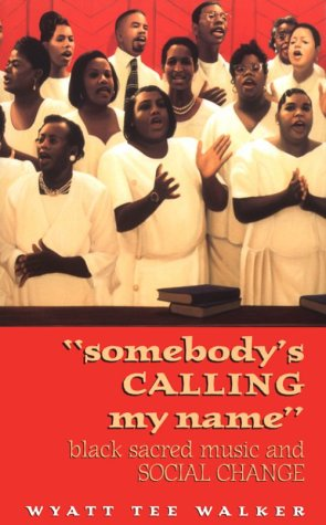Somebody's Calling My Name 1st edition cover