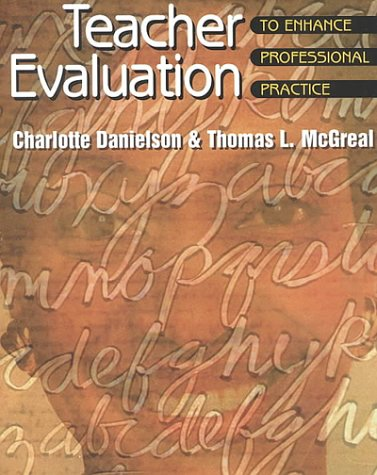 Teacher Evaluation to Enhance Professional Practice   2000 edition cover