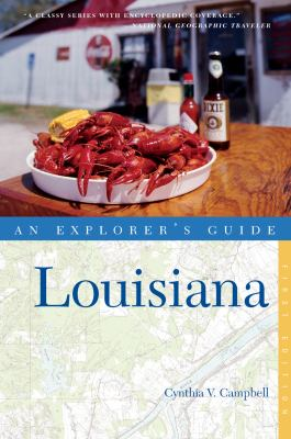 Explorer's Guide - Louisiana  N/A 9780881509809 Front Cover