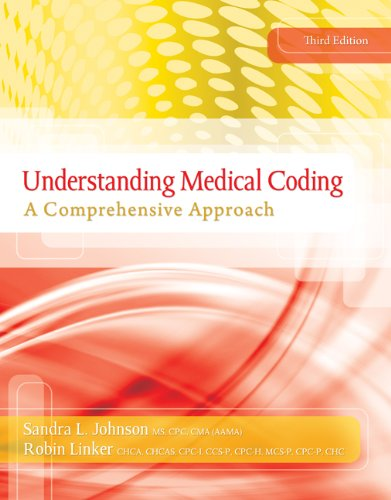 Understanding Medical Coding A Comprehensive Guide 3rd 2013 edition cover