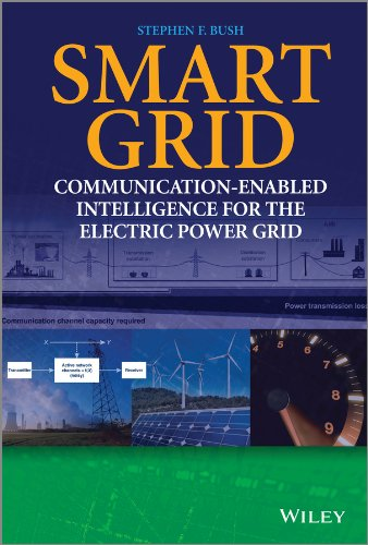 Smart Grid Communication-Enabled Intelligence for the Electric Power Grid  2013 edition cover