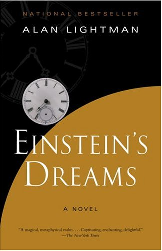 Einstein's Dreams   1993 edition cover