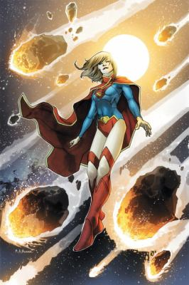 Last Daughter of Krypton   2012 9781401236809 Front Cover