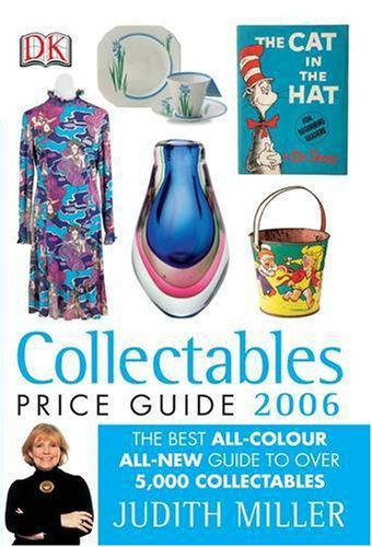 Collectables Price Guide 2006 N/A 9781405308809 Front Cover
