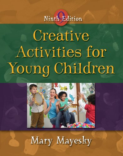 Creative Activities for Young Children  9th 2009 (Revised) edition cover