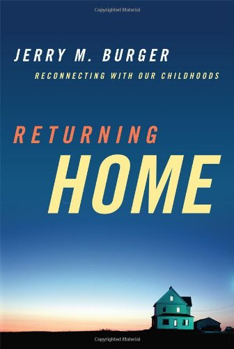 Returning Home Reconnecting with Our Childhoods  2011 edition cover