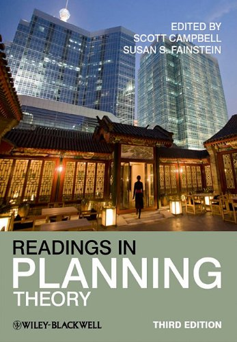 Readings in Planning Theory  3rd 2011 edition cover