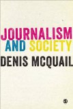 Journalism and Society   2013 edition cover