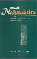 Natyasastra : English Translation with Critical Notes N/A edition cover