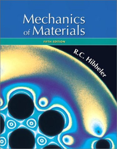 Mechanics of Materials  5th 2003 9780130081810 Front Cover