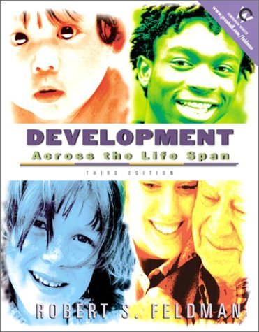 Development Across the Life Span  3rd 2003 edition cover