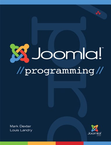 Joomla! Programming   2012 (Revised) 9780132780810 Front Cover