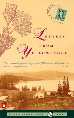 Letters from Yellowstone  N/A 9780140291810 Front Cover