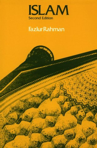 Islam  2nd 1979 edition cover