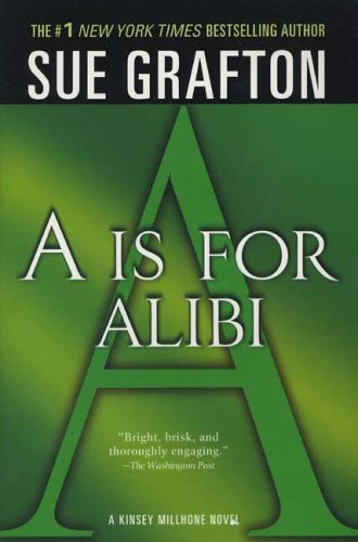 A Is for Alibi  N/A edition cover