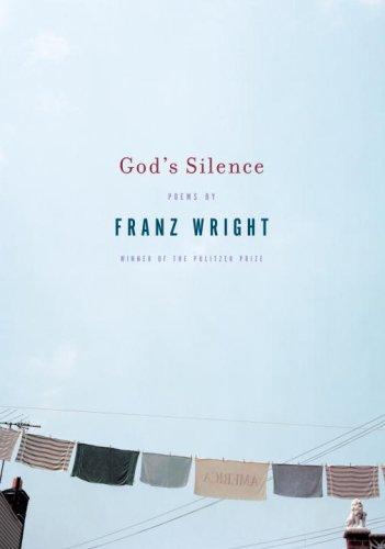 God's Silence  N/A edition cover