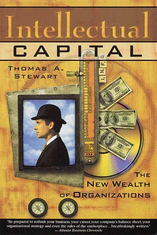 Intellectual Capital The New Wealth of Organization N/A edition cover