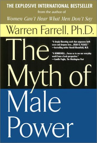 Myth of Male Power  N/A edition cover