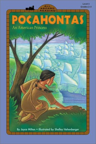 Pocahontas An American Princess  2000 edition cover