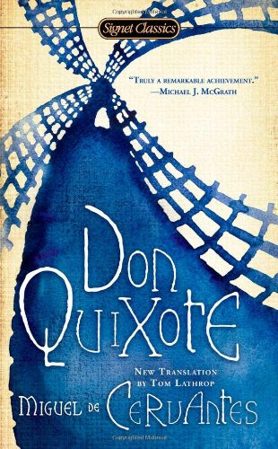 Don Quixote   2011 edition cover