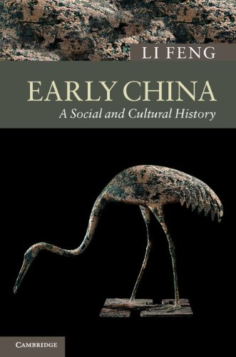 Early China A Social and Cultural History  2013 edition cover