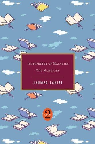 Interpreter of Maladies - The Namesake   2010 edition cover