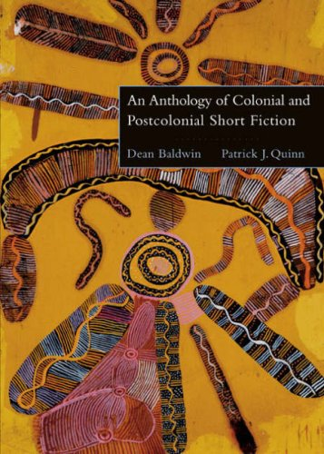 Anthology of Colonial and Postcolonial Short Fiction   2007 edition cover