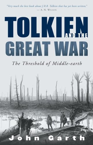 Tolkien and the Great War The Threshold of Middle-Earth  2003 edition cover