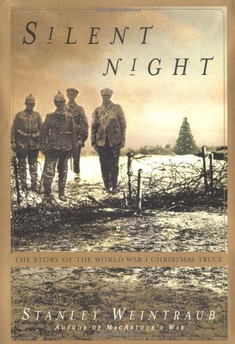 Silent Night The Story of the World War I Christmas Truce  2001 edition cover