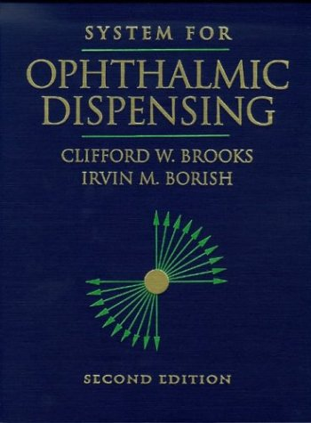 System for Ophthalmic Dispensing  2nd 1996 (Revised) edition cover