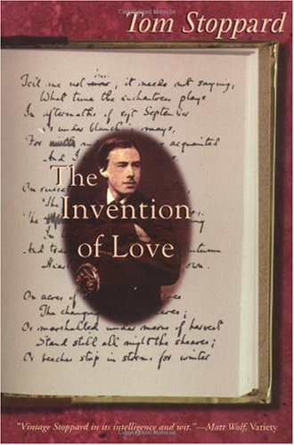 Invention of Love  802nd 1998 edition cover