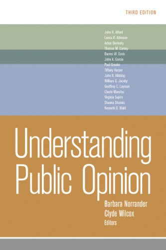 Understanding Public Opinion  3rd 2009 (Revised) edition cover