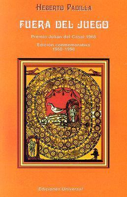 Fuera del Juego Premio Julian del Casal 1968/Edicion Conmemorativa 1968-1998  1998 edition cover