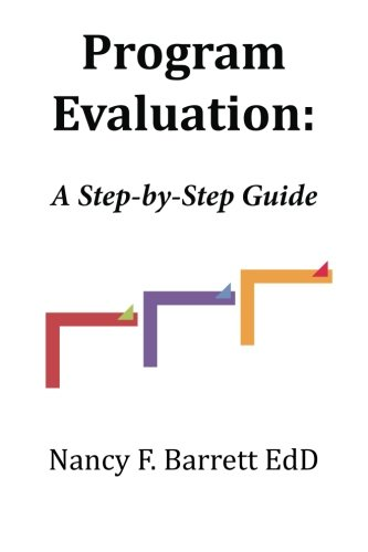 Program Evaluation A Step-By-Step Guide  2013 edition cover