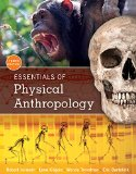 Essentials of Physical Anthropology:   2016 9781305633810 Front Cover