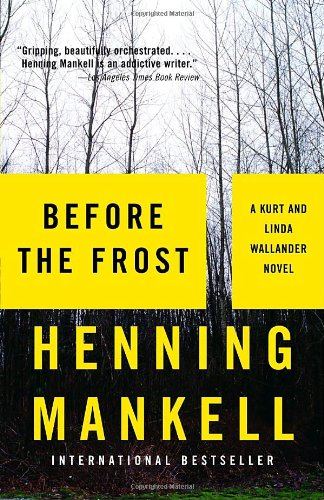 Before the Frost   2006 edition cover