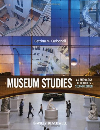 Museum Studies An Anthology of Contexts 2nd 2010 edition cover