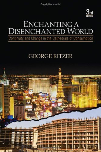 Enchanting a Disenchanted World Continuity and Change in the Cathedrals of Consumption 3rd 2010 edition cover