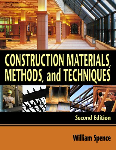 Construction Materials, Methods, and Techniques  2nd 2007 (Revised) 9781418001810 Front Cover