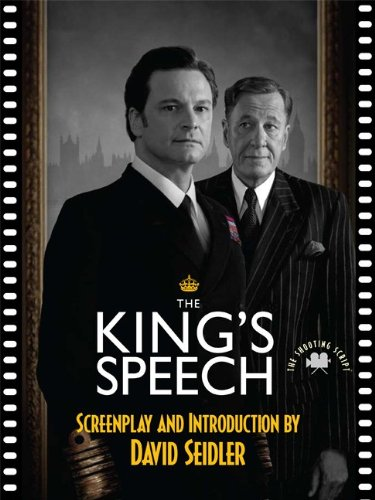 King's Speech   2011 edition cover