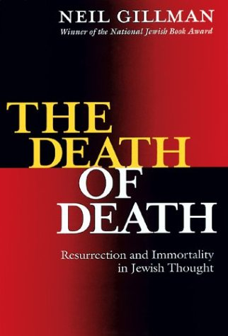 Death of Death Resurrection and Immortality in Jewish Thought  1997 edition cover