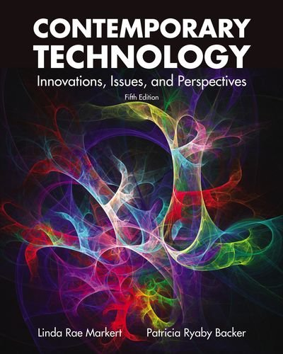 Contemporary Technology Innovations, Issues, and Perspectives 5th 2010 edition cover