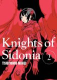Knights of Sidonia, Volume 2   2013 9781935654810 Front Cover
